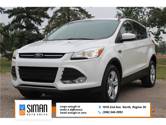 2014 Ford Escape SE (Stk: P2147) in Regina - Image 1 of 18