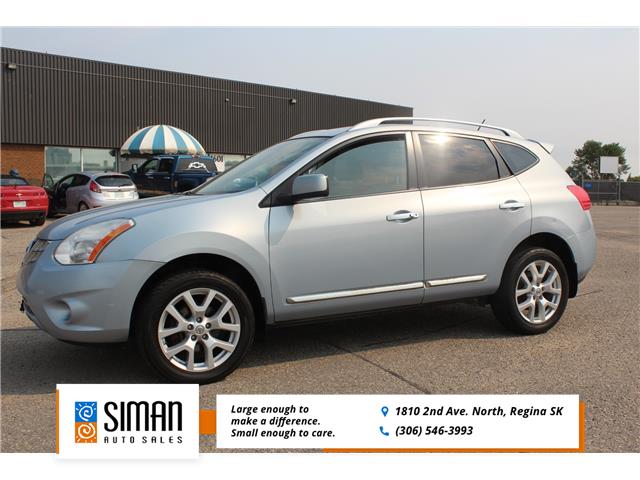 2011 Nissan Rogue S (Stk: w228) in Regina - Image 1 of 20