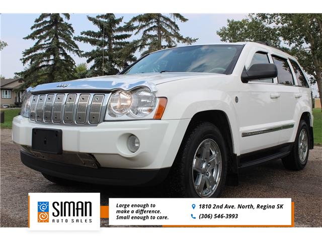 2005 Jeep Grand Cherokee Limited (Stk: W230) in Regina - Image 1 of 18