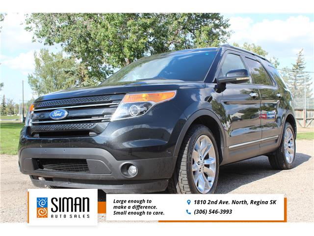 2011 Ford Explorer Limited (Stk: P2143) in Regina - Image 1 of 22