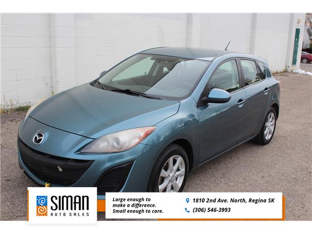 2011 Mazda Mazda3 Sport GX (Stk: CBK3014) in Regina - Image 1 of 13
