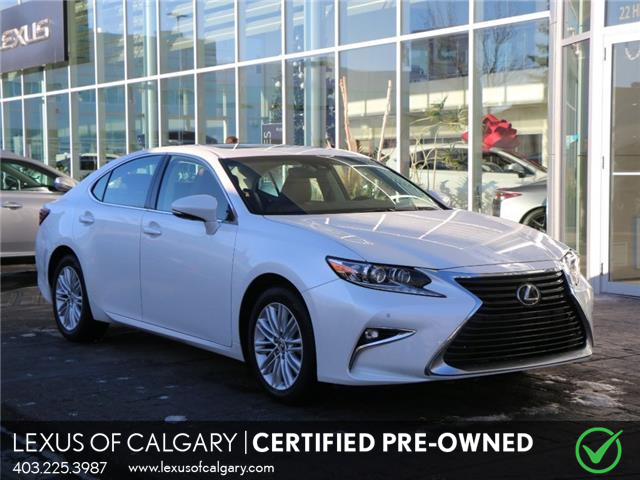 2017 Lexus ES 350 Base (Stk: 4111A) in Calgary - Image 1 of 27