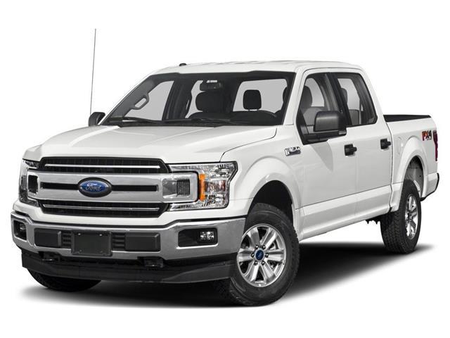 2020 Ford F-150 XLT White