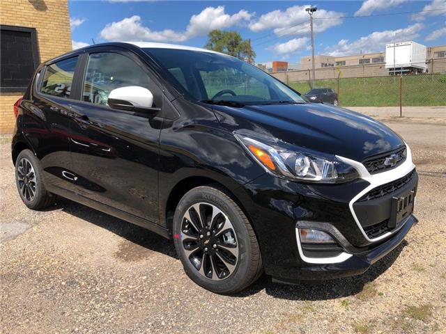 2021 Chevrolet Spark 1LT CVT (Stk: 211300) in Waterloo - Image 1 of 18
