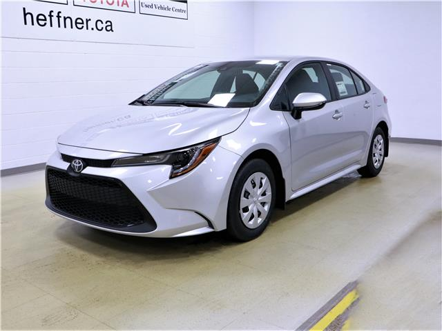 2020 Toyota Corolla L (Stk: 200014) in Kitchener - Image 1 of 3