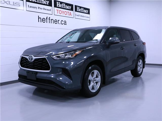 2020 Toyota Highlander LE (Stk: 201135) in Kitchener - Image 1 of 5