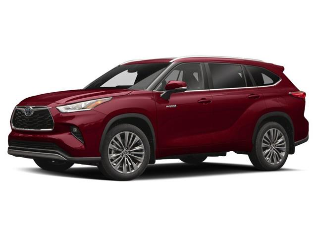 2020 Toyota Highlander Hybrid Limited (Stk: 201677) in Kitchener - Image 1 of 2