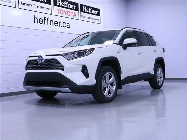 2021 Toyota RAV4 Hybrid Limited (Stk: 210032) in Kitchener - Image 1 of 4