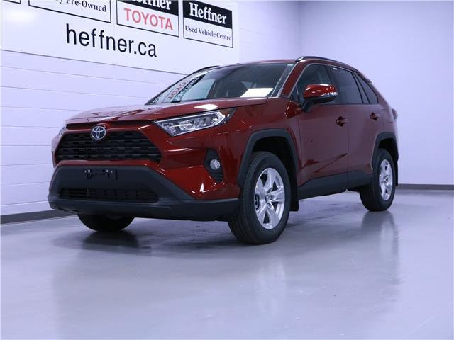 2021 Toyota RAV4 XLE (Stk: 210041) in Kitchener - Image 1 of 4