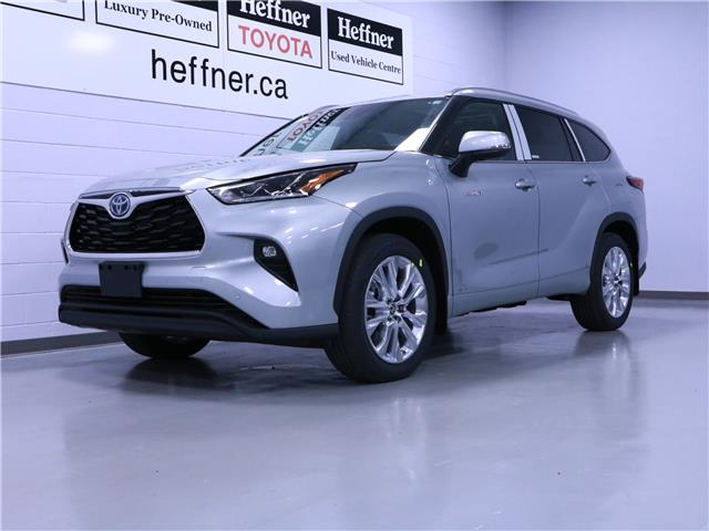 2021 Toyota Highlander Hybrid Limited (Stk: 210100) in Kitchener - Image 1 of 4