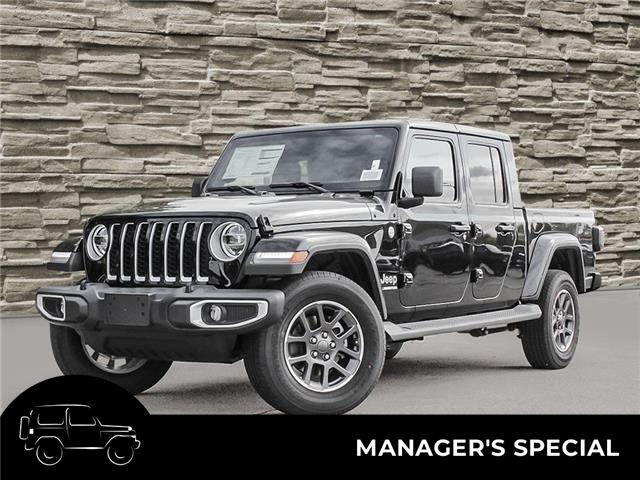 2021 Jeep Gladiator Overland (Stk: M1013) in Hamilton - Image 1 of 27