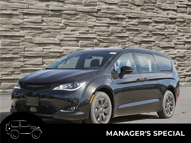 2020 Chrysler Pacifica Hybrid Limited (Stk: L8145) in Hamilton - Image 1 of 29