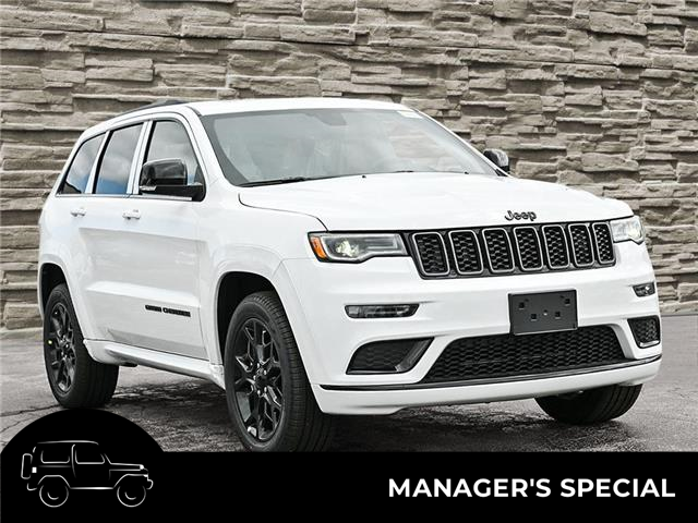 2021 Jeep Grand Cherokee Limited (Stk: M1221) in Hamilton - Image 1 of 27