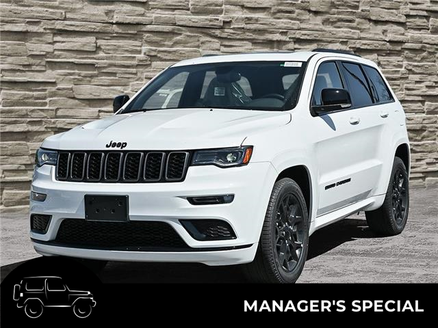 2021 Jeep Grand Cherokee Limited (Stk: M1226) in Hamilton - Image 1 of 29