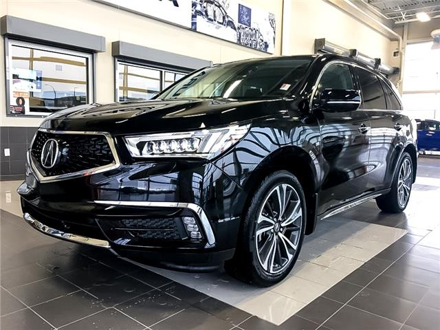 2020 Acura MDX Tech Plus 5J8YD4H69LL800095 50033 in Saskatoon