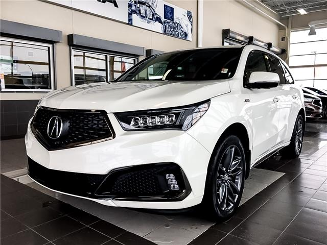 2020 Acura MDX A-Spec (Stk: 50051) in Saskatoon - Image 1 of 23