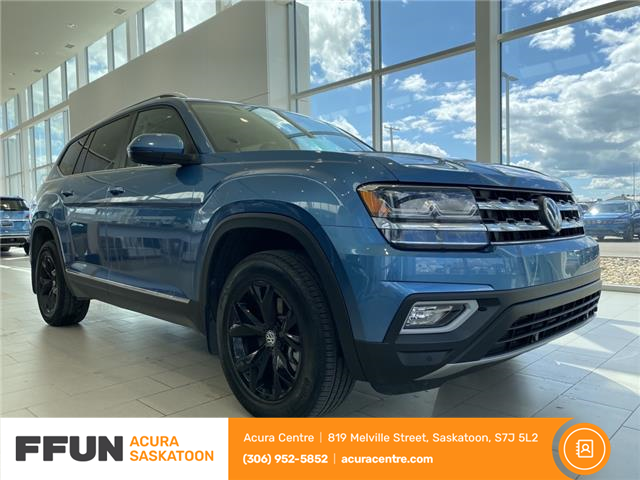 2019 Volkswagen Atlas 3.6 FSI Highline (Stk: 69224A) in Saskatoon - Image 1 of 24