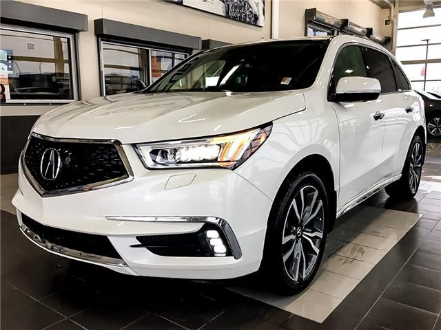 2019 Acura MDX Elite (Stk: 49210) in Saskatoon - Image 1 of 22