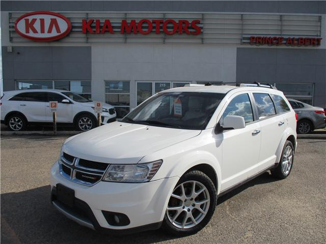 2013 Dodge Journey R/T (Stk: 40053A) in Prince Albert - Image 1 of 18