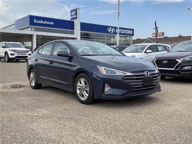 2020 Hyundai Elantra Preferred (Stk: B7666) in Saskatoon - Image 1 of 18