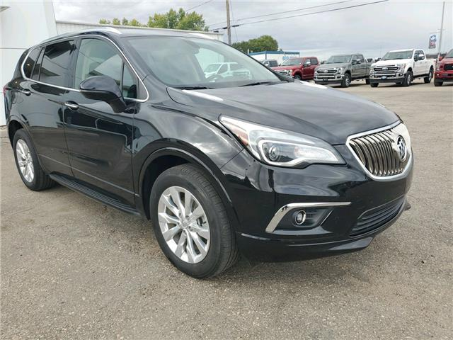 2017 Buick Envision Essence (Stk: 20245B) in Wilkie - Image 1 of 22