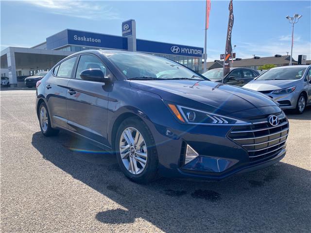 2019 Hyundai Elantra Preferred (Stk: B7697) in Saskatoon - Image 1 of 13