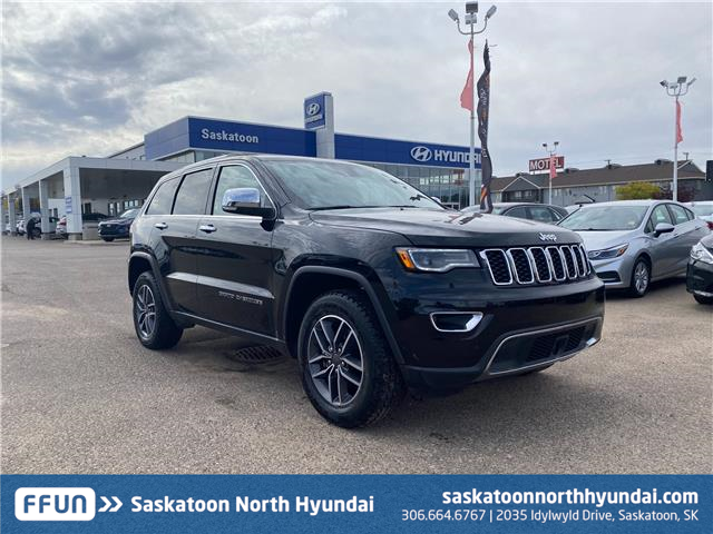 2019 Jeep Grand Cherokee Limited (Stk: B7741) in Saskatoon - Image 1 of 11