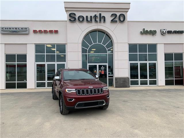 2018 Jeep Grand Cherokee Limited (Stk: 40000A) in Humboldt - Image 1 of 22