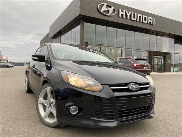 2012 Ford Focus Titanium (Stk: 30482B) in Saskatoon - Image 1 of 21