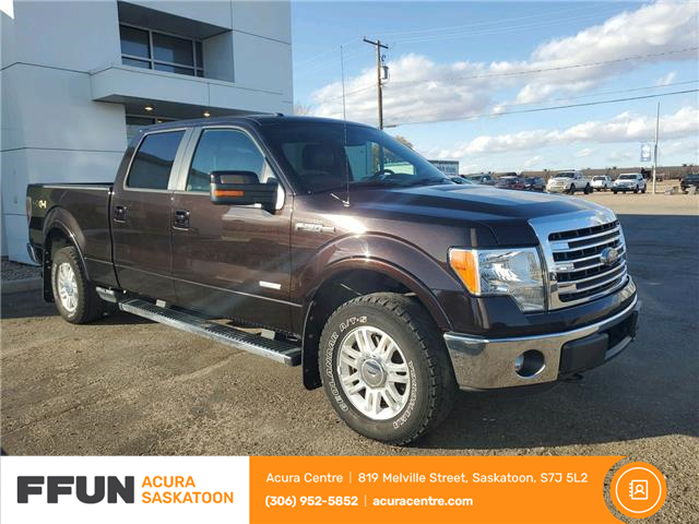 2013 Ford F-150 Lariat (Stk: 20246A) in Wilkie - Image 1 of 22