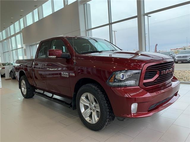 2018 RAM 1500 Sport (Stk: V7479A) in Saskatoon - Image 1 of 7