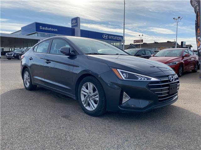2019 Hyundai Elantra Preferred (Stk: B7764) in Saskatoon - Image 1 of 11