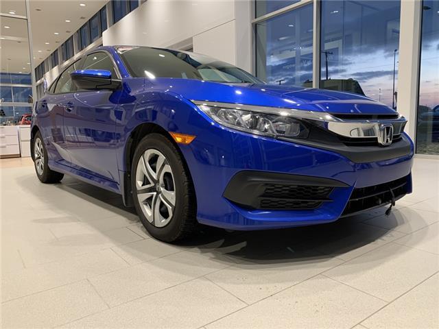 2017 Honda Civic LX (Stk: 69480A) in Saskatoon - Image 1 of 15