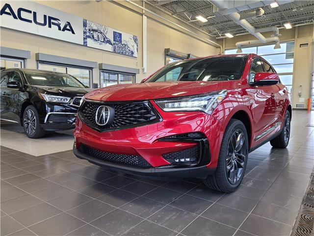 2021 Acura RDX A-Spec (Stk: 60030) in Saskatoon - Image 1 of 39