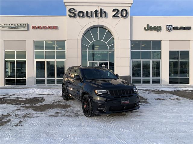 2018 Jeep Grand Cherokee SRT (Stk: B0152A) in Humboldt - Image 1 of 21