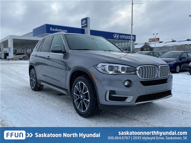 2017 BMW X5 xDrive 35d  (Stk: B7798) in Saskatoon - Image 1 of 11