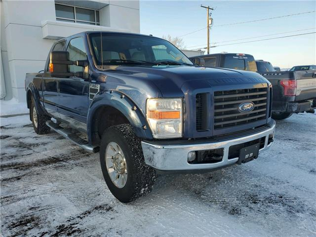 2008 Ford F-350 Lariat (Stk: 20190C) in Wilkie - Image 1 of 16