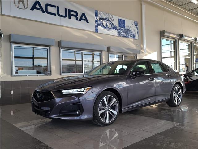 2021 Acura TLX Platinum Elite (Stk: 60018) in Saskatoon - Image 1 of 24