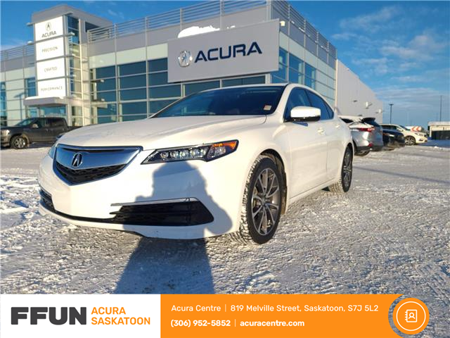 2017 Acura TLX Tech (Stk: A4304) in Saskatoon - Image 1 of 21