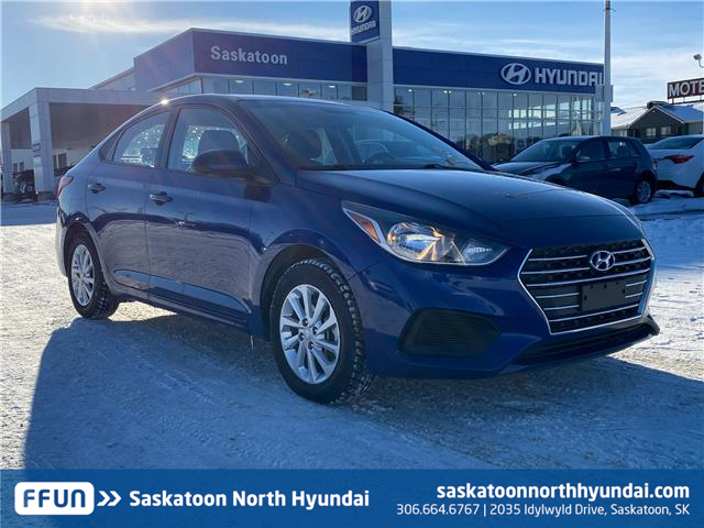 2018 Hyundai Accent GL (Stk: 50072A) in Saskatoon - Image 1 of 11