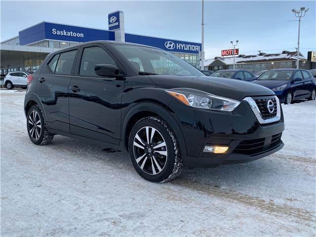 2020 Nissan Kicks SV (Stk: B7800) in Saskatoon - Image 1 of 13