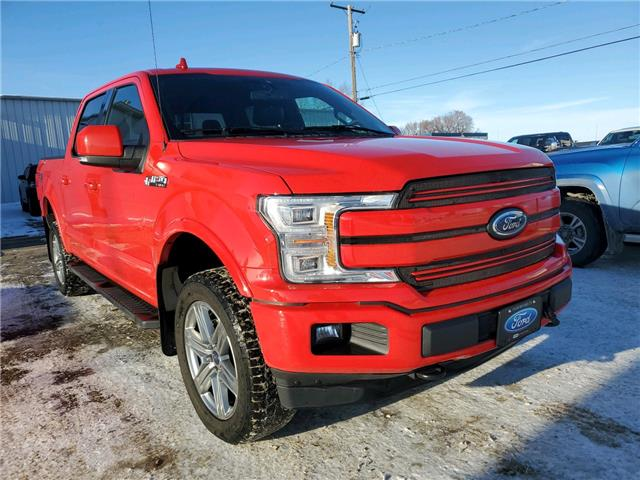2018 Ford F-150 Lariat (Stk: 20U161) in Wilkie - Image 1 of 22