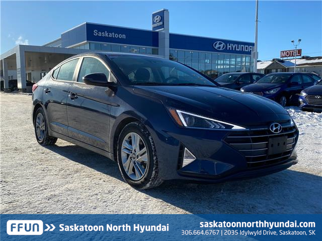2019 Hyundai Elantra Preferred (Stk: B7783) in Saskatoon - Image 1 of 11