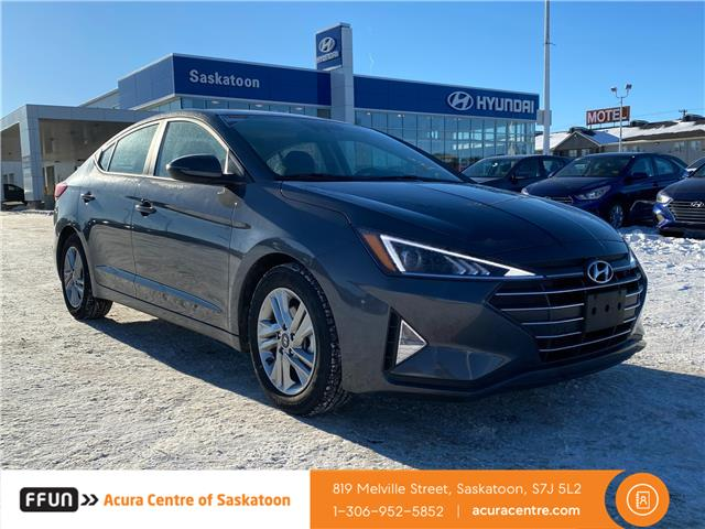 2019 Hyundai Elantra Preferred (Stk: B7785) in Saskatoon - Image 1 of 11
