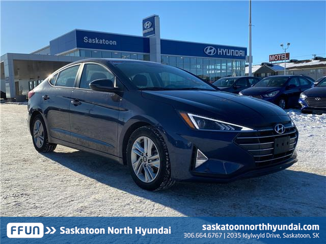 2019 Hyundai Elantra Preferred (Stk: B7778) in Saskatoon - Image 1 of 12