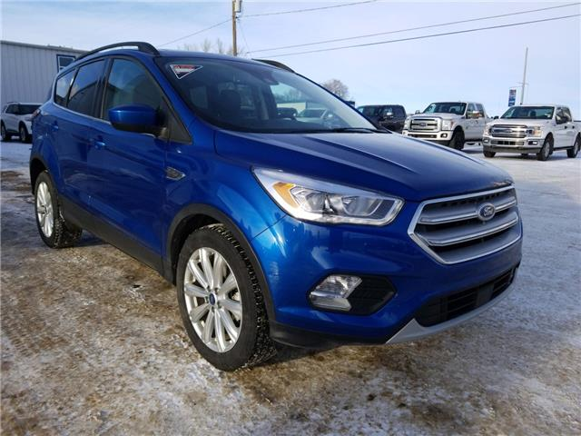 2019 Ford Escape SEL (Stk: 20U151) in Wilkie - Image 1 of 22