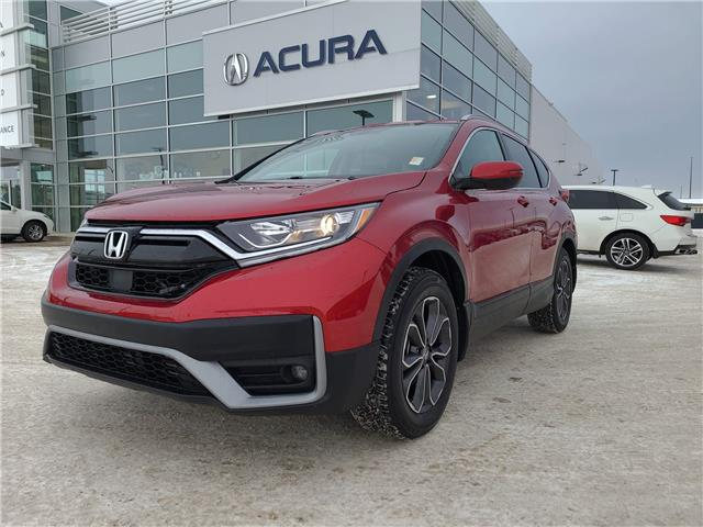 2020 Honda CR-V EX-L (Stk: A4333) in Saskatoon - Image 1 of 22