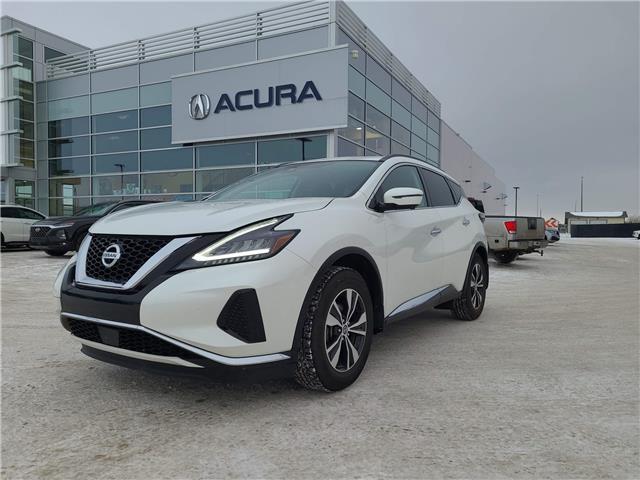 2020 Nissan Murano SV 5N1AZ2BS5LN107990 A4340 in Saskatoon