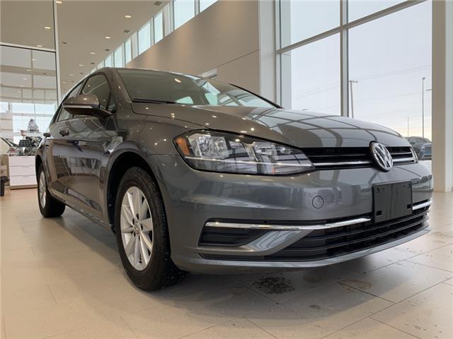 2019 Volkswagen Golf 1.4 TSI Comfortline (Stk: V7571) in Saskatoon - Image 1 of 21