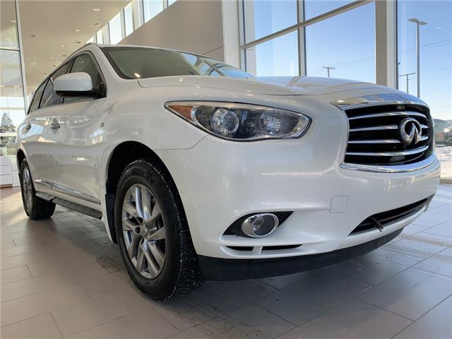 2014 Infiniti QX60 Base (Stk: 71008A) in Saskatoon - Image 1 of 8
